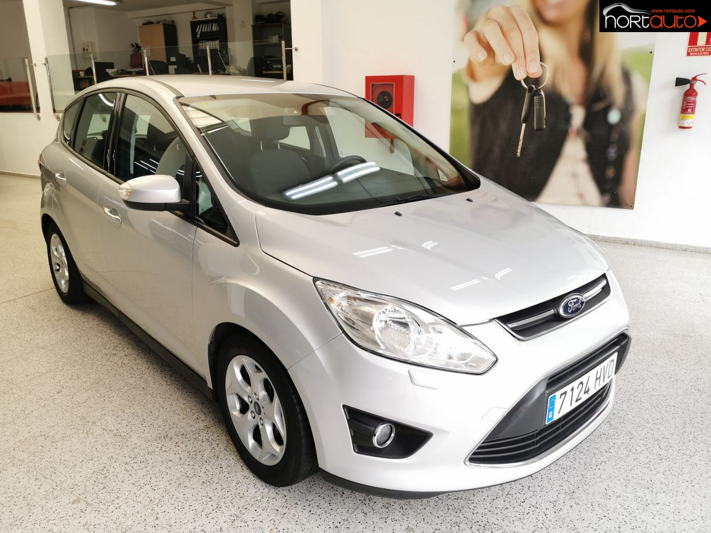 Ford CMax 1.0 EcoBoost