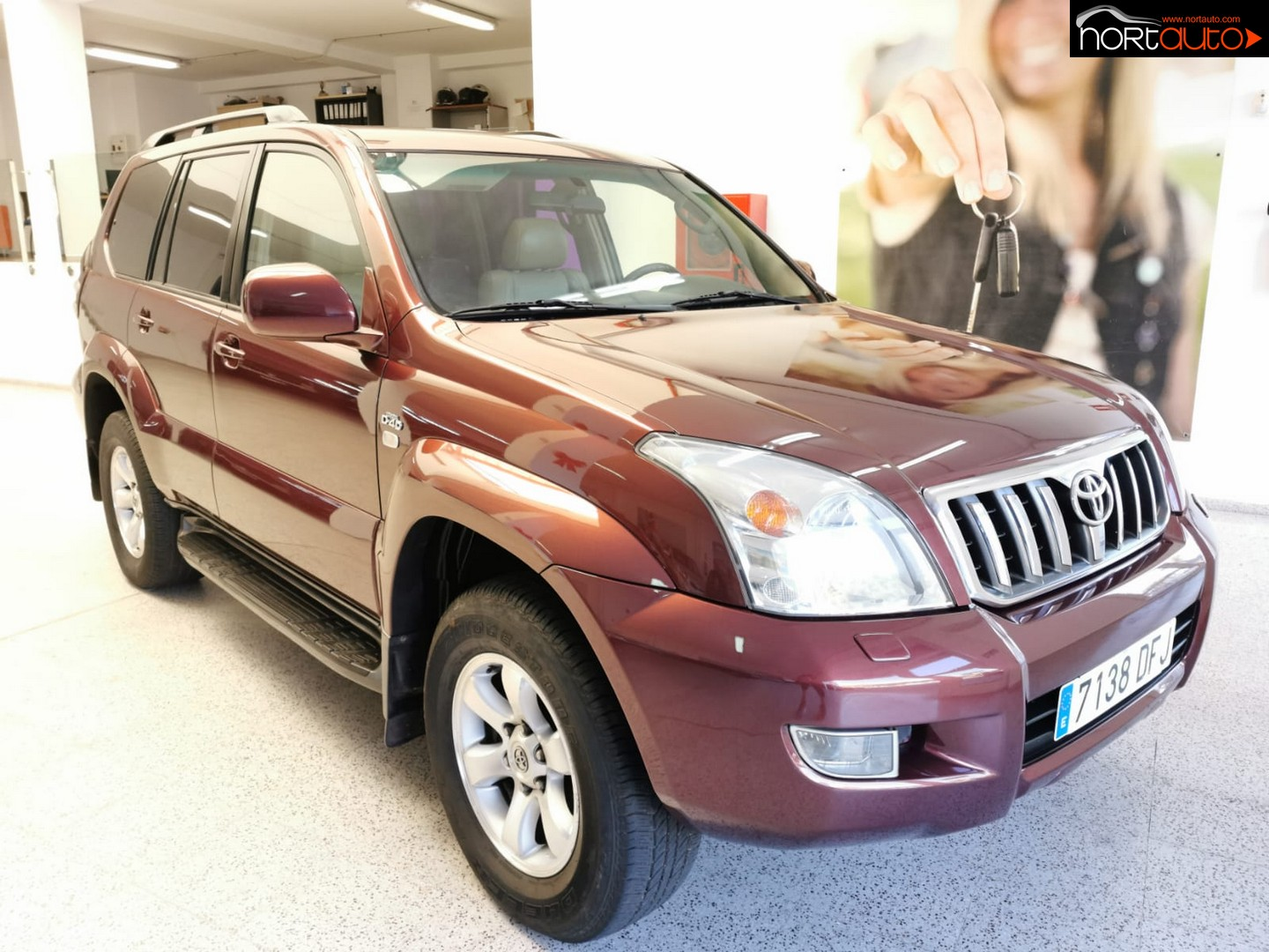 Toyota Land Cruiser 3.0 D4D Luxury