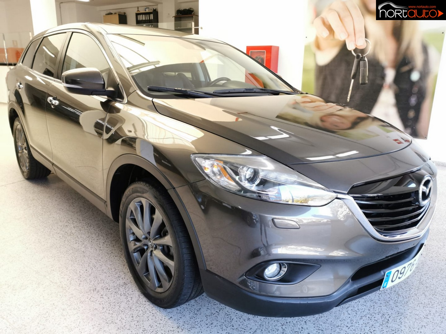 MAZDA CX9 3.7 275cv 6AT 4WD Luxury