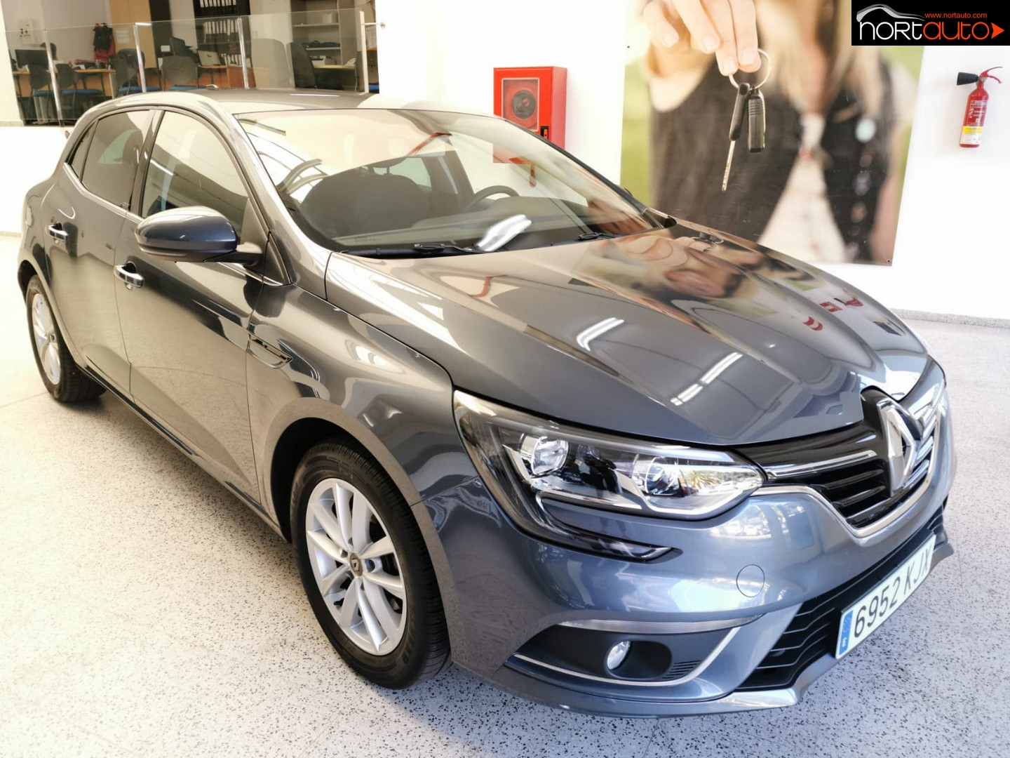 Renault Megane Tech Road 130