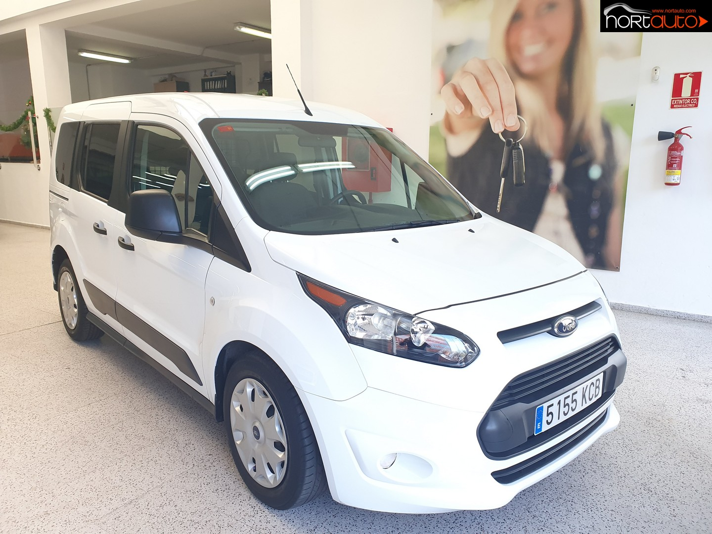 Ford Transit Connect 1.5 1.5 TDCi