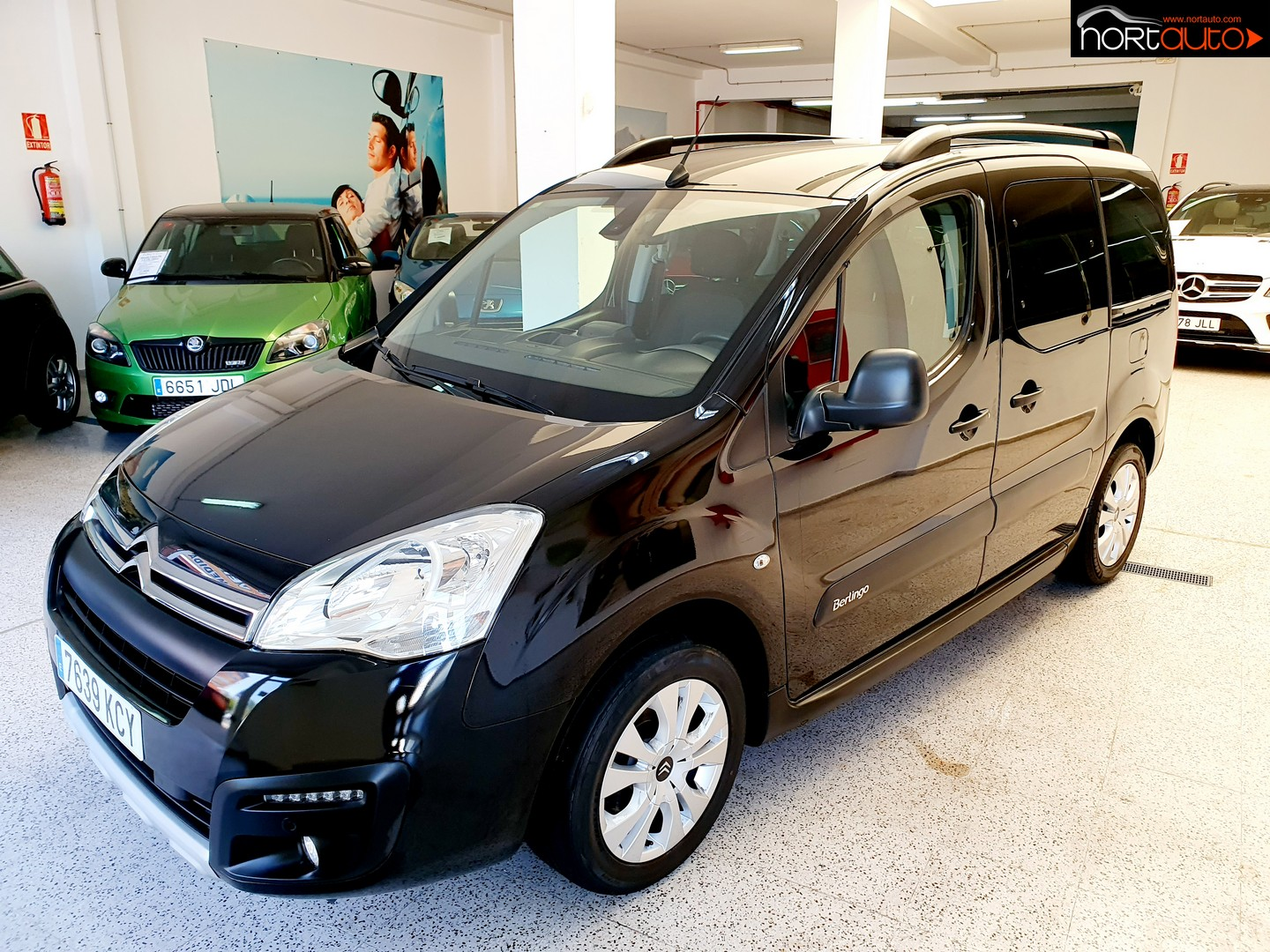CITROEN Berlingo Multispace 20 Aniv HDI