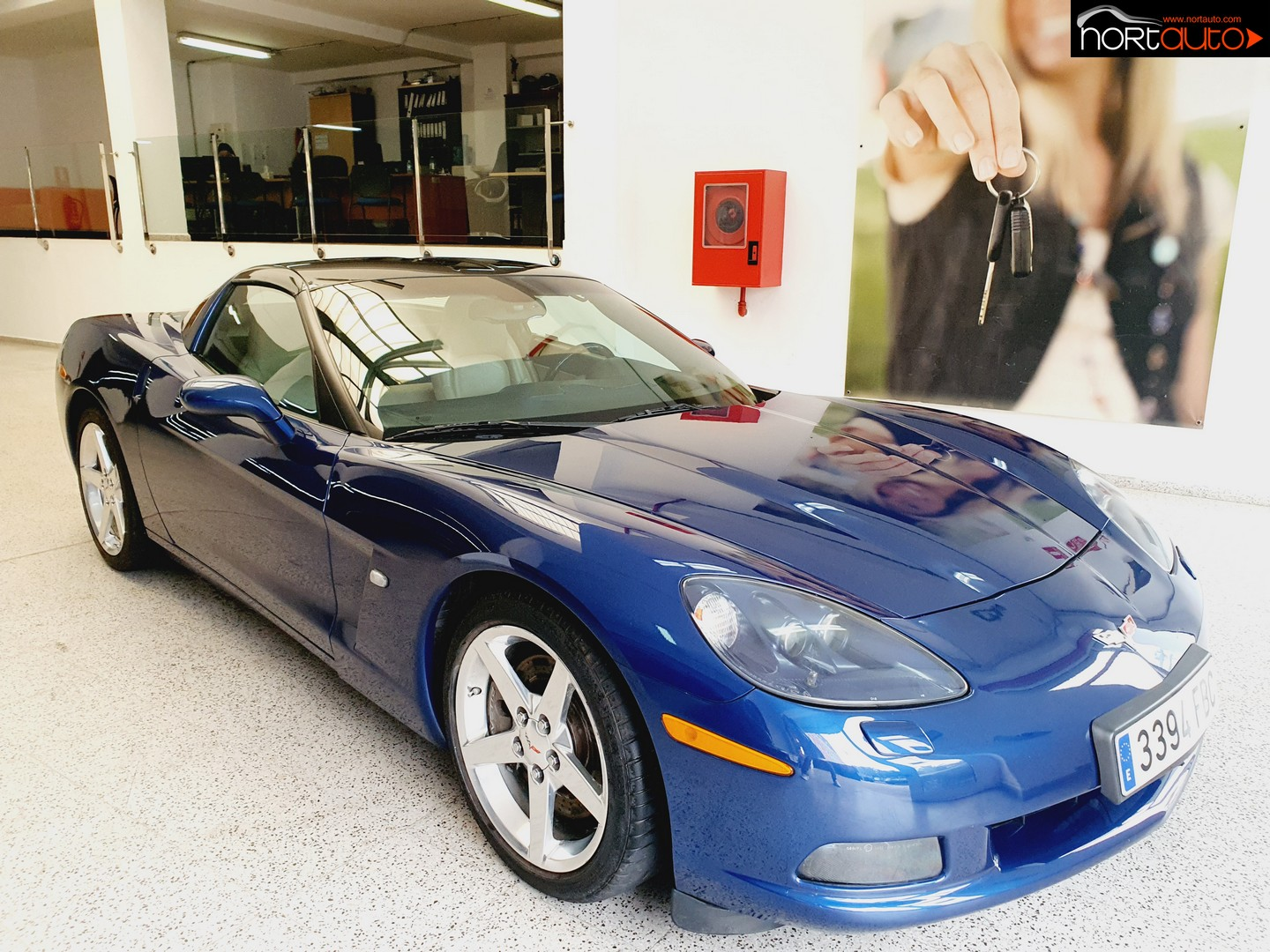Corvette C6 6.0 V8 Coupe Auto