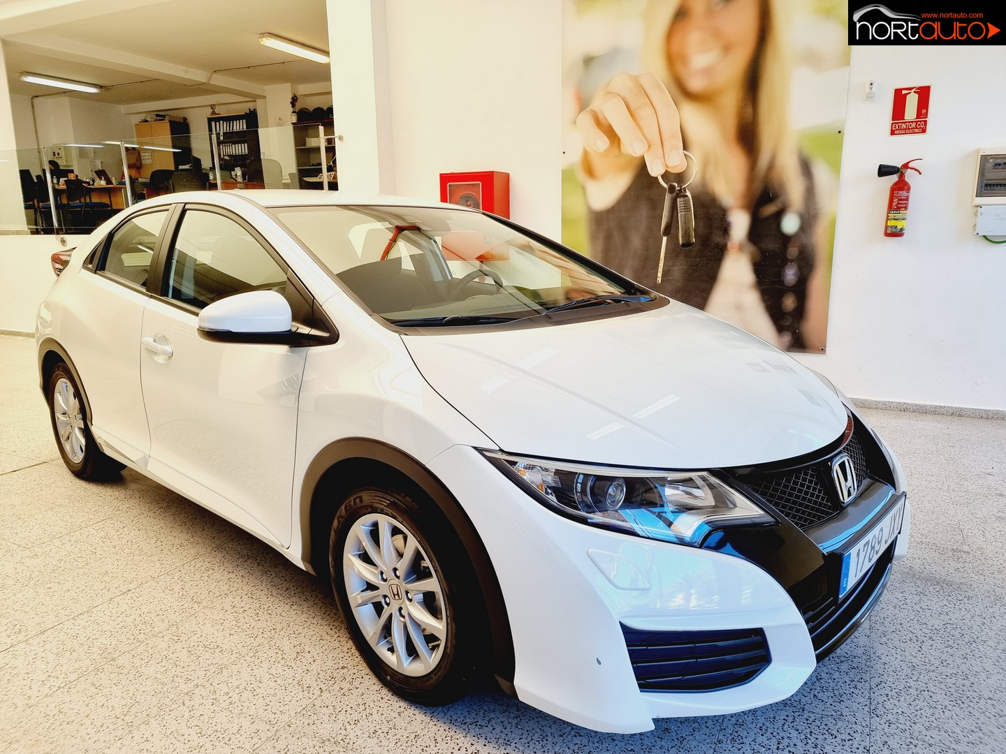 HONDA Civic 1.4 iVTEC