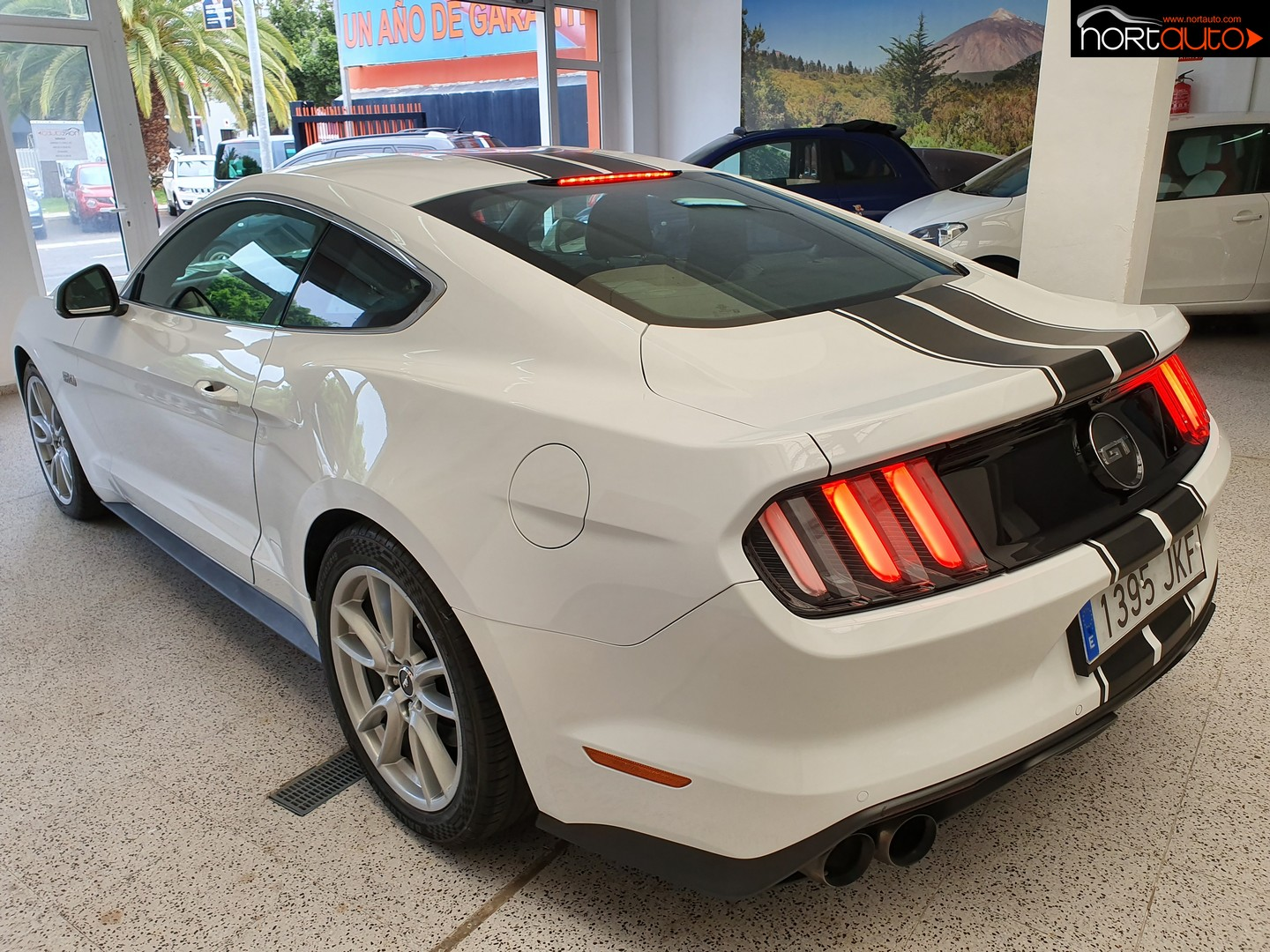 FORD Mustang 5.0 TiVCT V8  Mustang GT Fastsb.